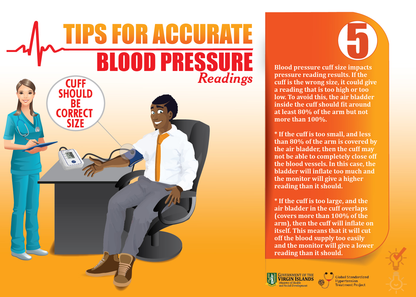 How to Check Your Blood Pressure with a Sphygmomanometer picture