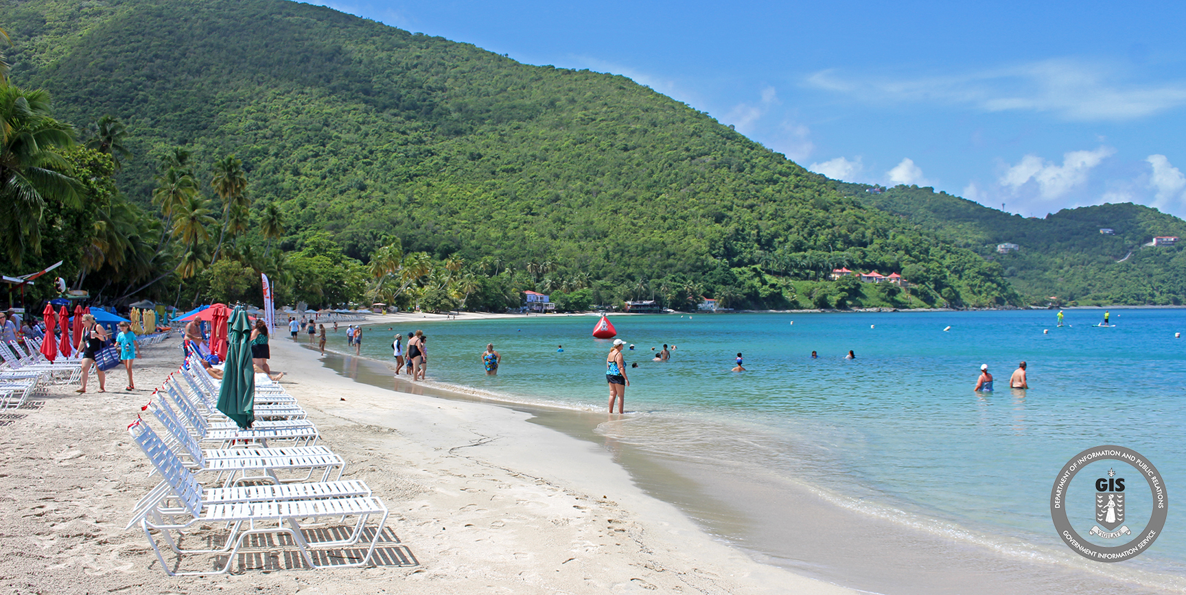 Cane Garden Bay Beach Safe For Swimming | Government of the Virgin ...