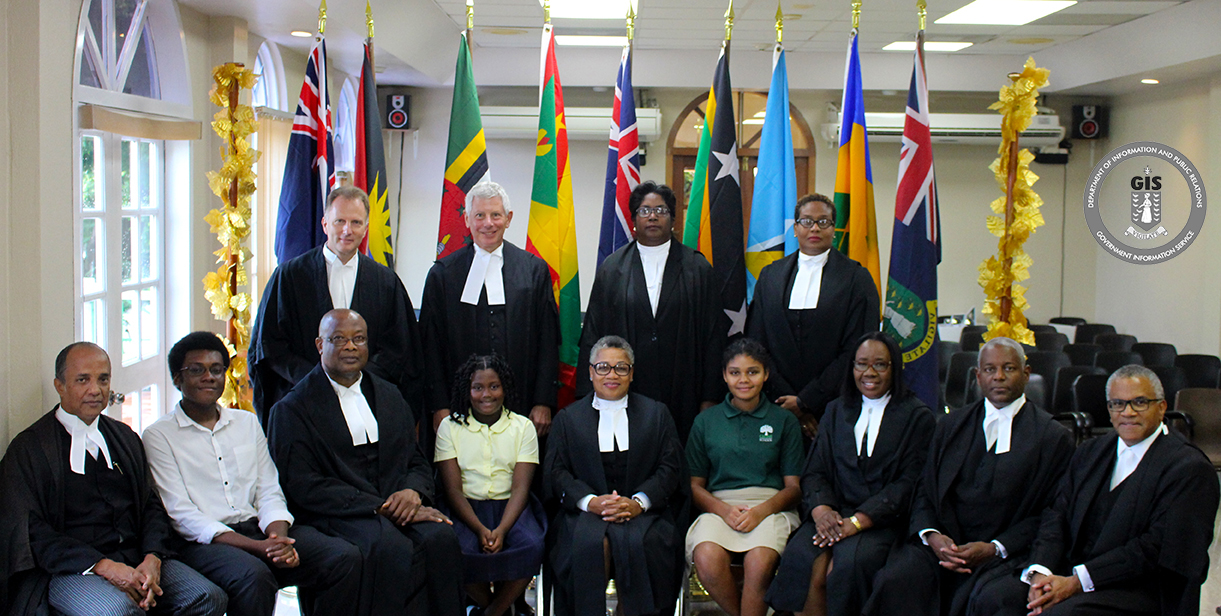 bvi places at eastern caribbean supreme court s th anniversary  author